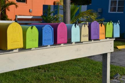 bright boxes